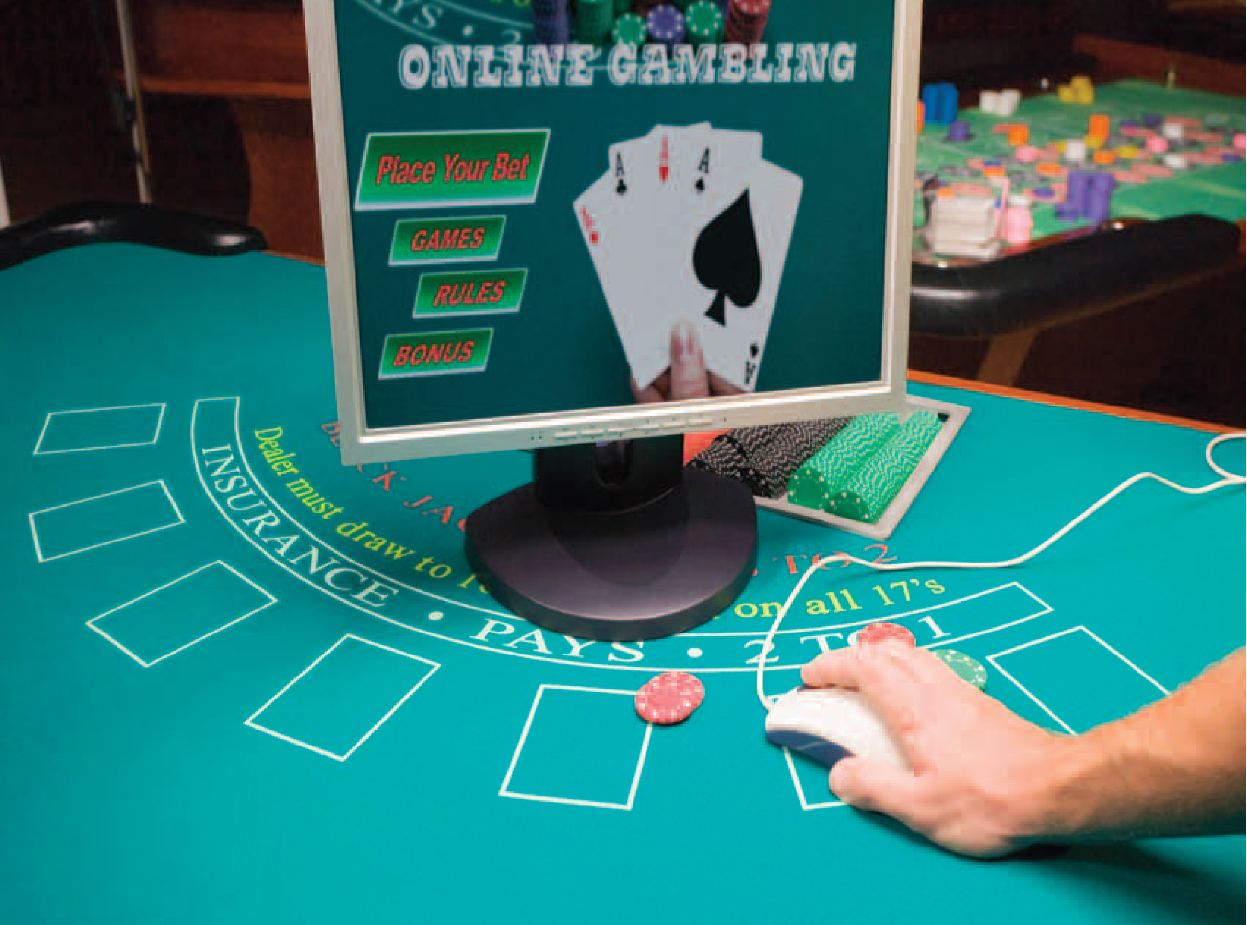 gambling thesis